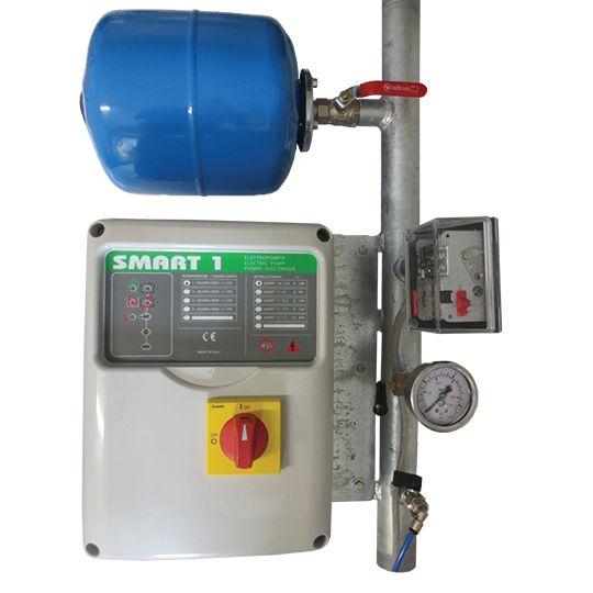 kit di pressurizzazione pompe