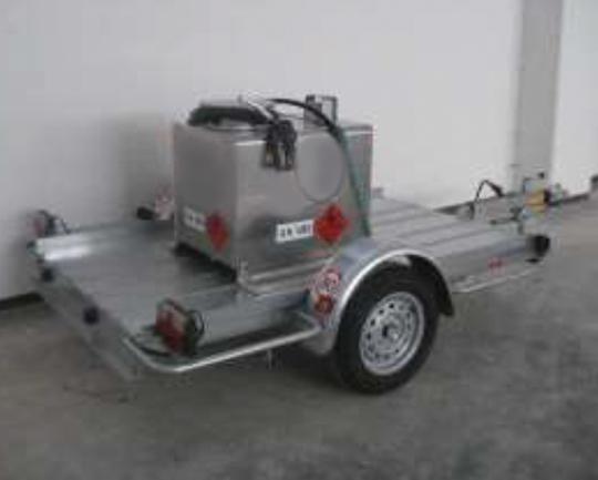 Serbatoi trasportabili benzina e gasolio (conformi ADR)