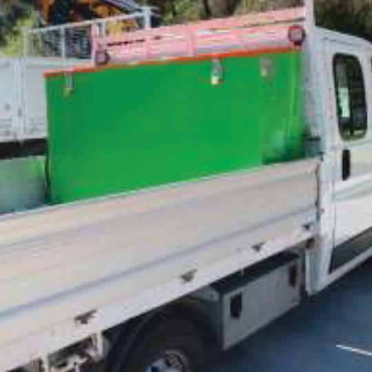 Serbatoi trasportabili gasolio (esenzione ADR)